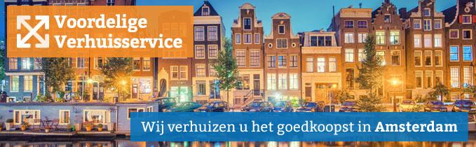 Voordelige Verhuisservice: Verhuisbedrijf Amsterdam