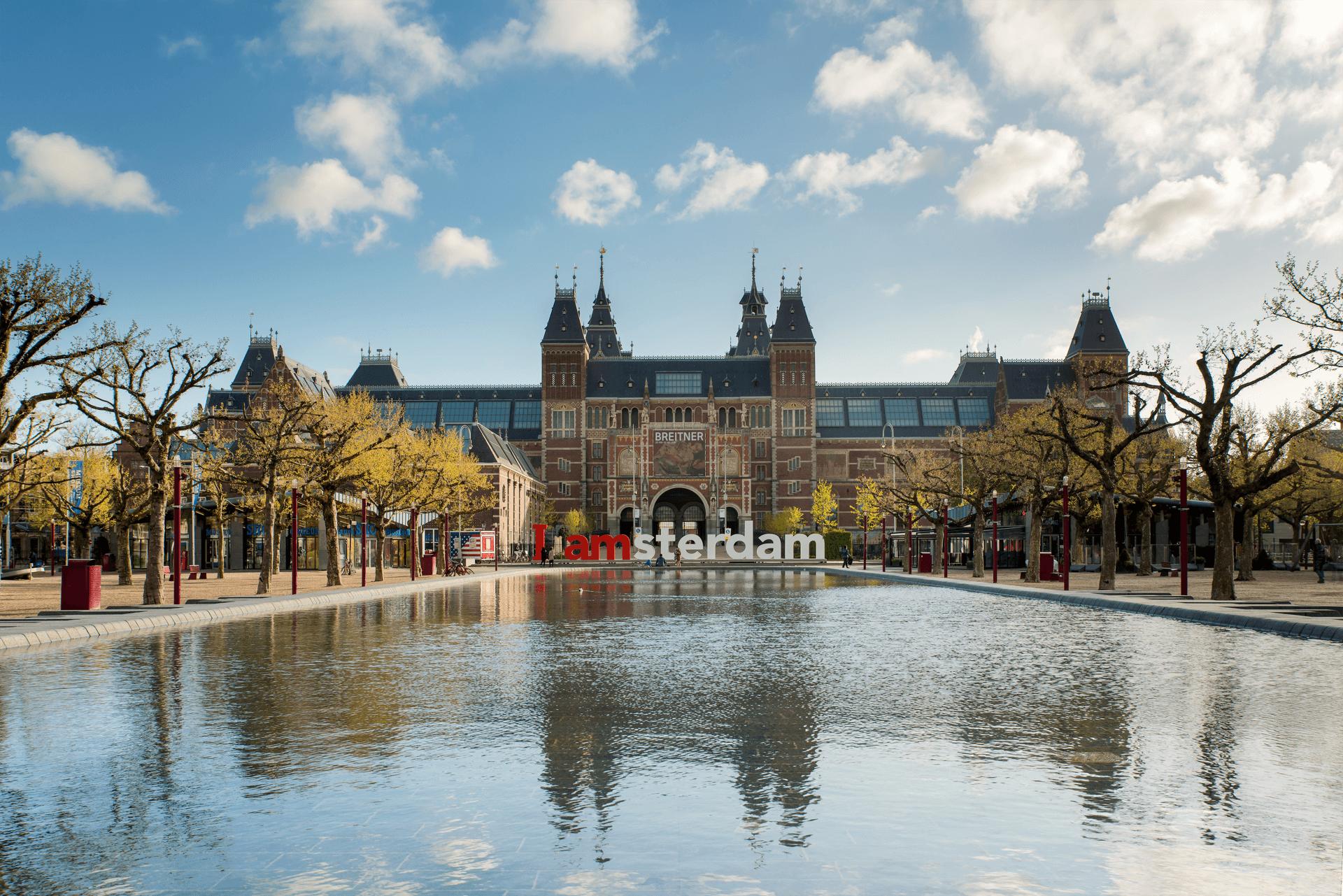 Regio Amsterdam, museumplein